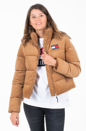 Jacket TJW CORD PUFFA JACKET-1