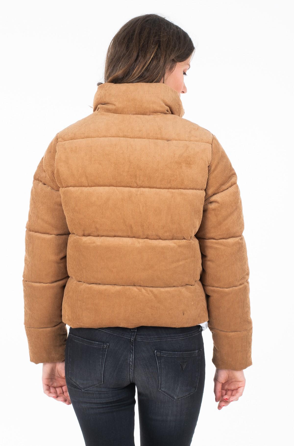 Jacket TJW CORD PUFFA JACKET-full-3