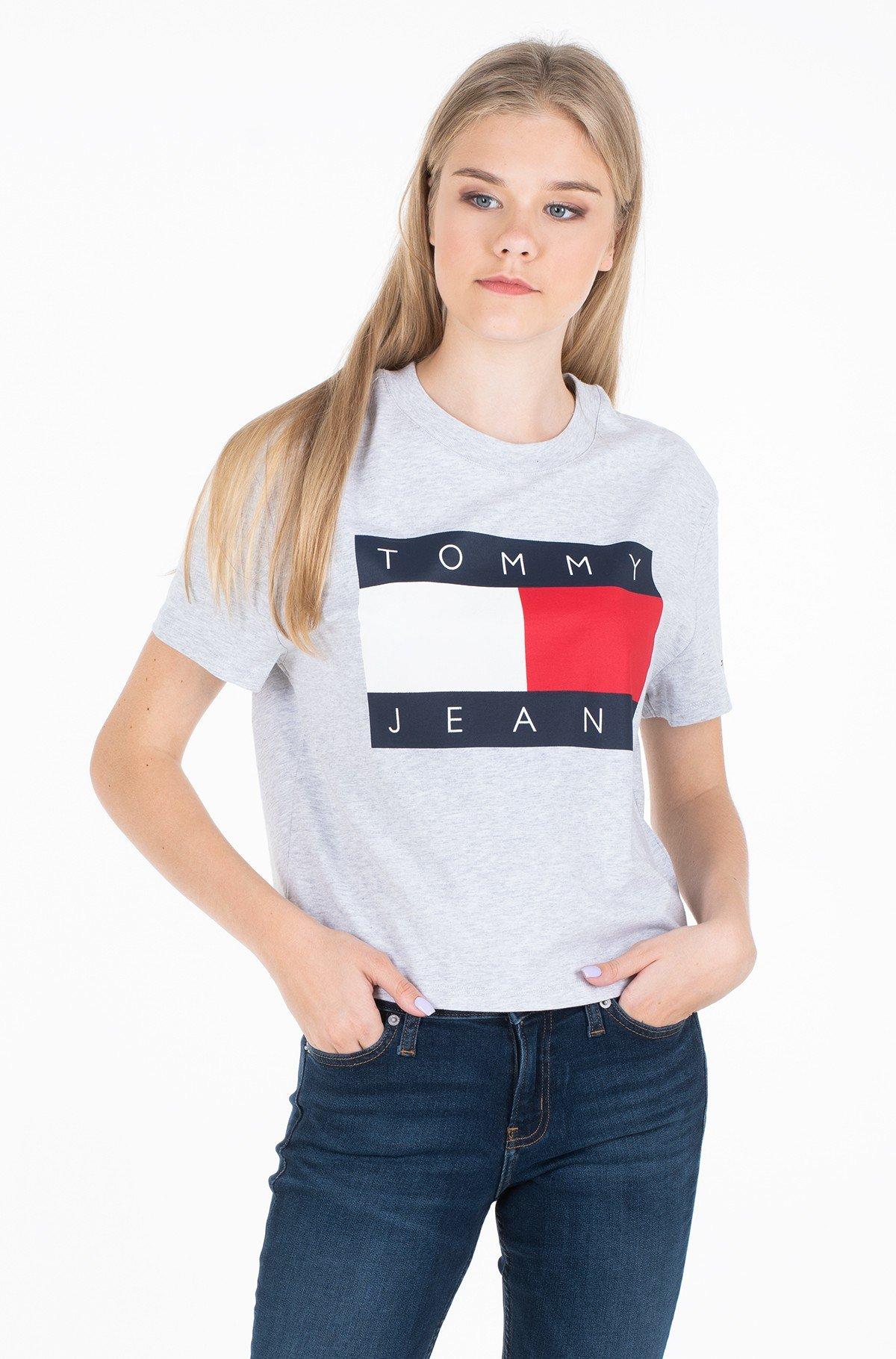 Marškinėliai TJW TOMMY FLAG TEE-full-1
