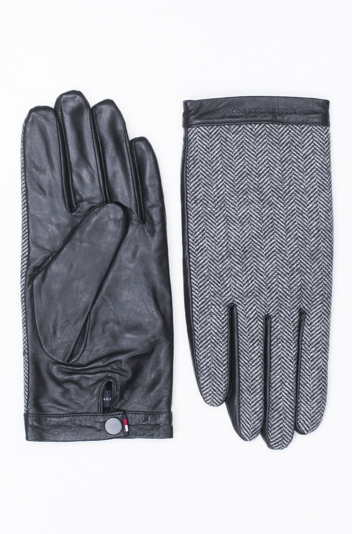 Kindad HERRINGBONE GLOVES-full-1