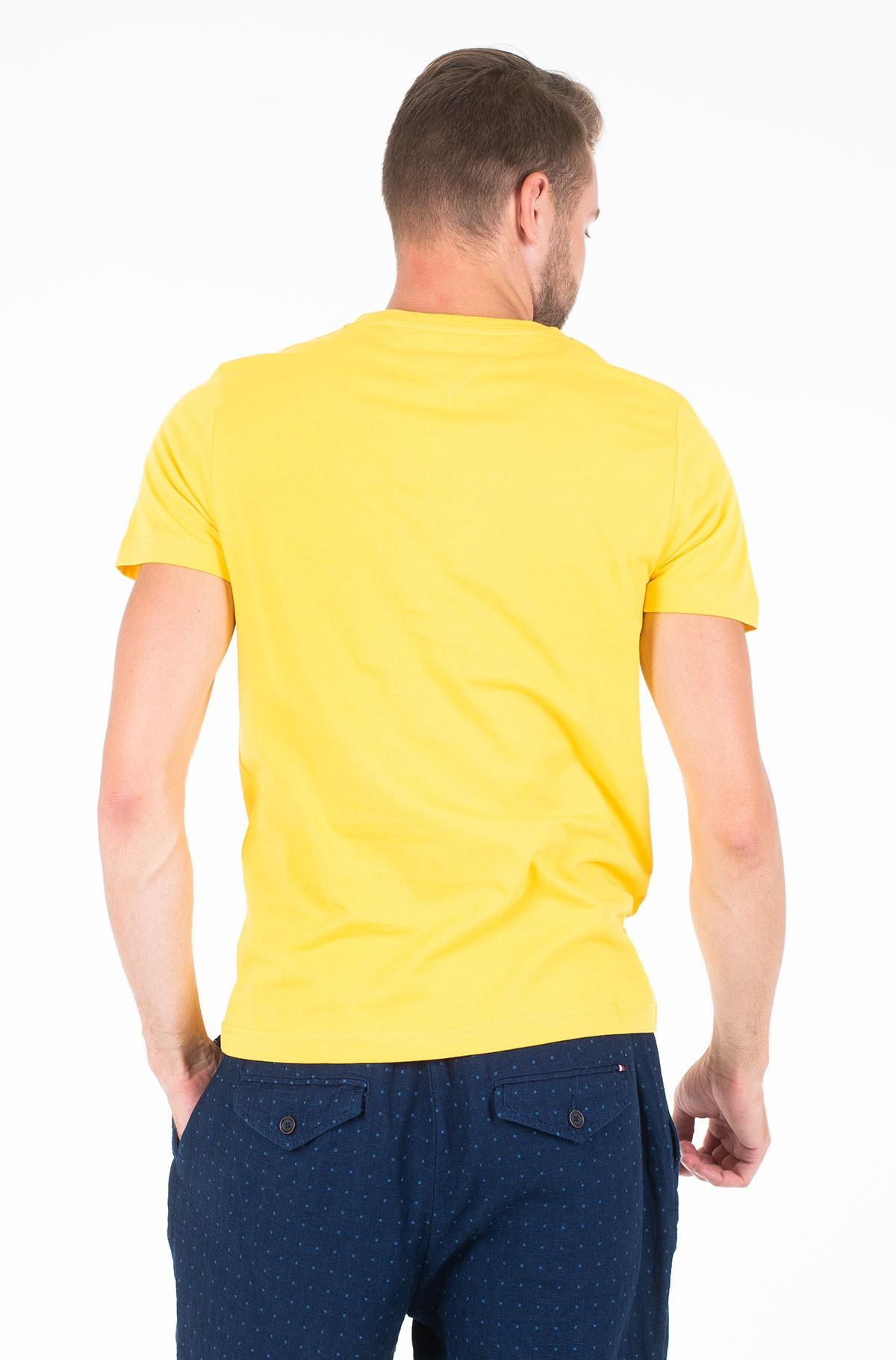 Marškinėliai Tommy Logo Tee-full-2