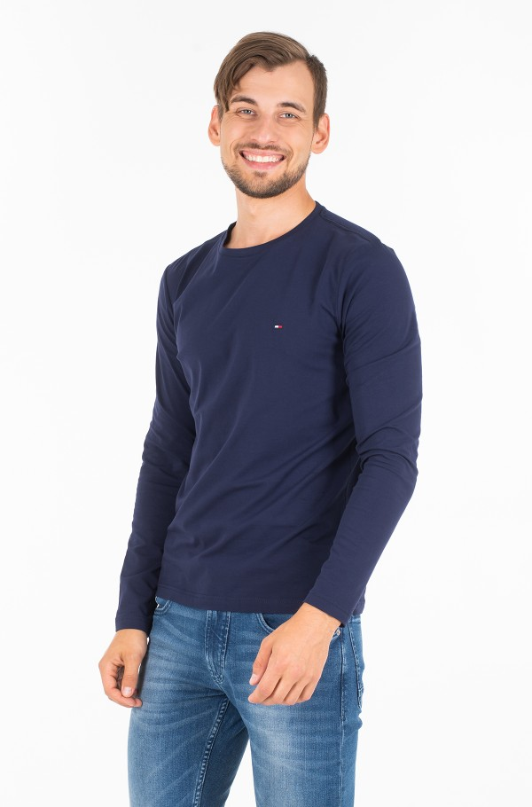 STRETCH SLIM FIT LONG SLEEVE TEE