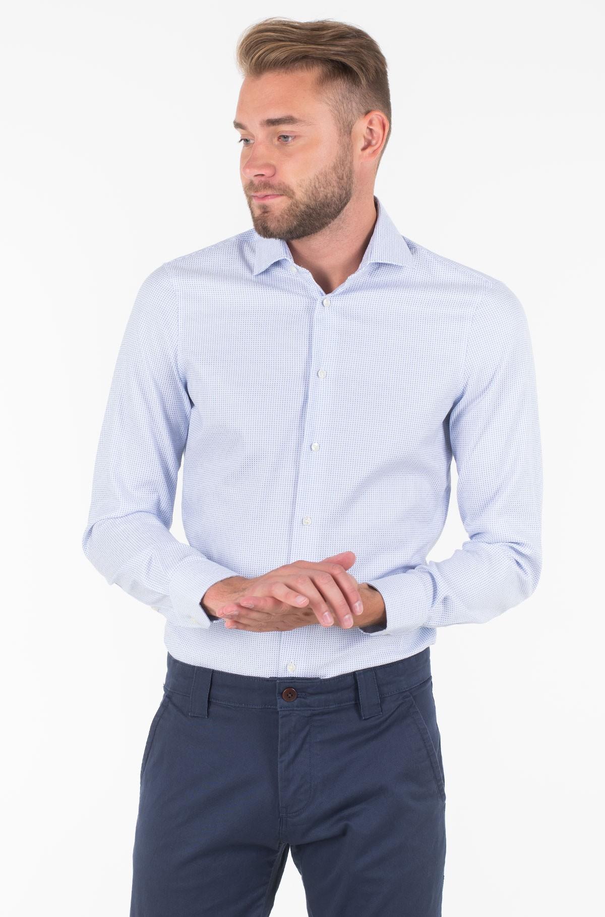 Marškiniai FLEX COLLAR CLASSIC SLIM SHIRT-full-1
