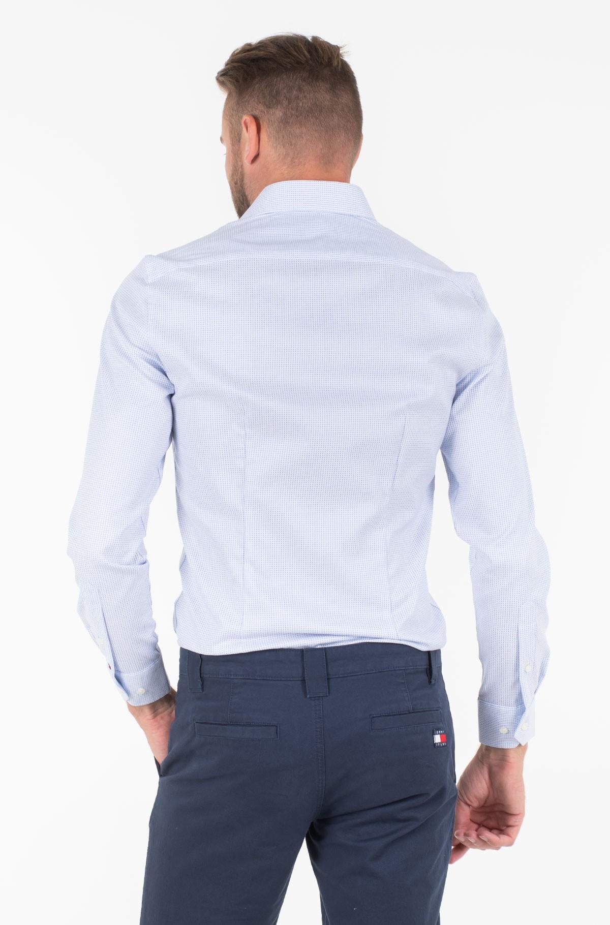 Marškiniai FLEX COLLAR CLASSIC SLIM SHIRT-full-2