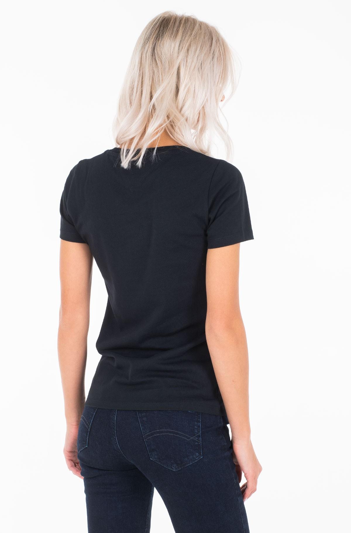 Marškinėliai TJW METALLIC LOGO TEE-full-2