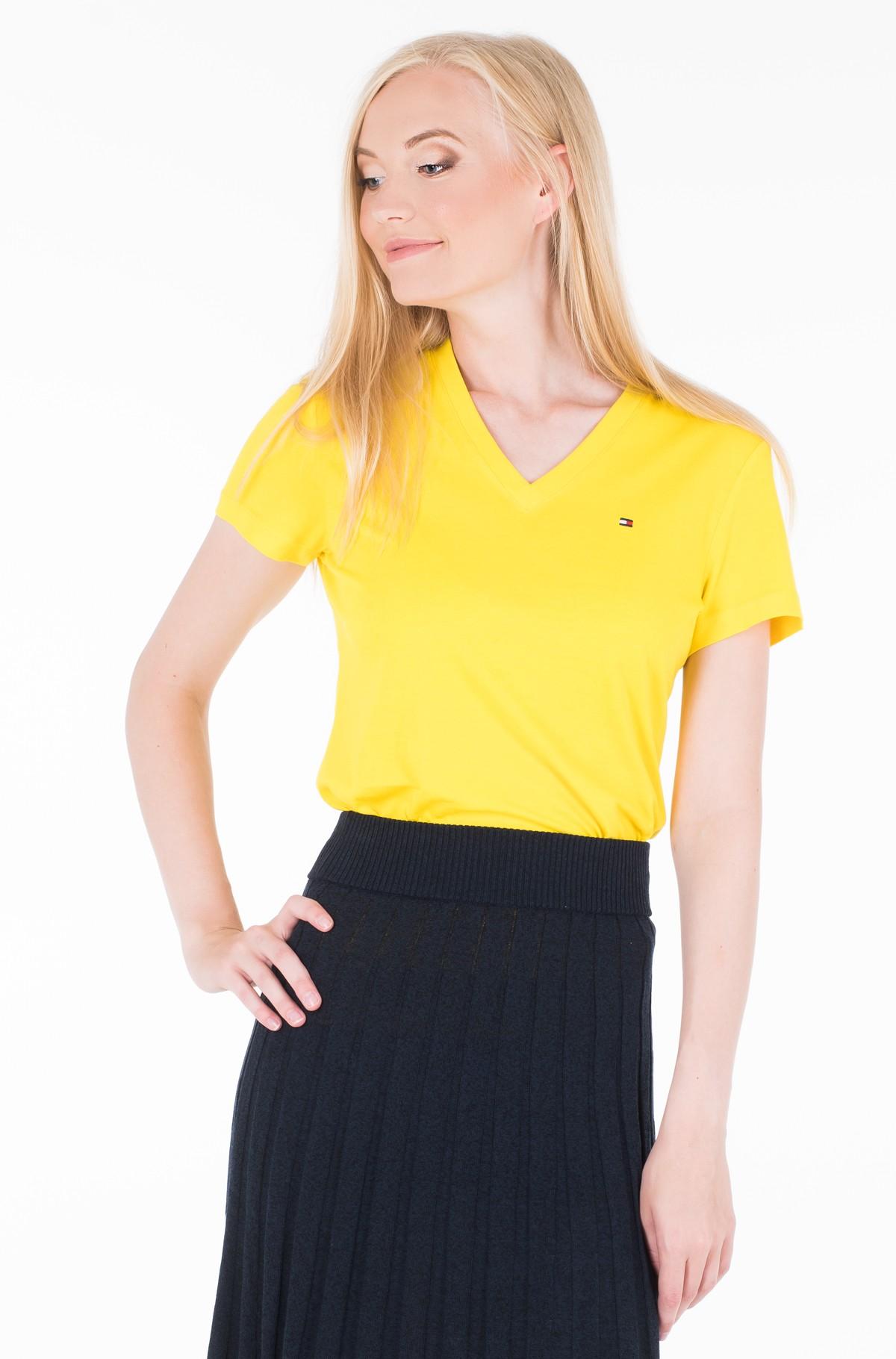 Marškinėliai TESSA V-NK TEE SS-full-1