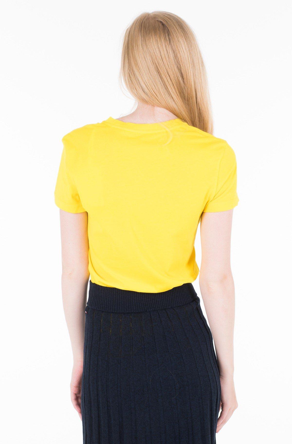 Marškinėliai TESSA V-NK TEE SS-full-2
