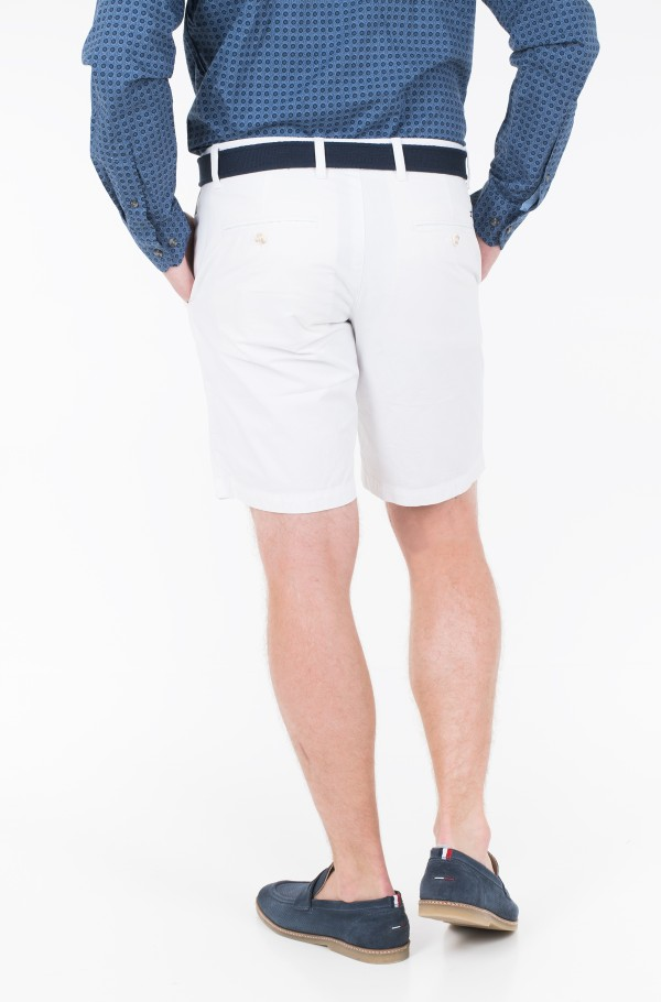 BROOKLYN SHORT LIGHT TWILL BELT-hover