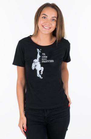 DD x ZOO marškinėliai T-Shirt Ahv-1