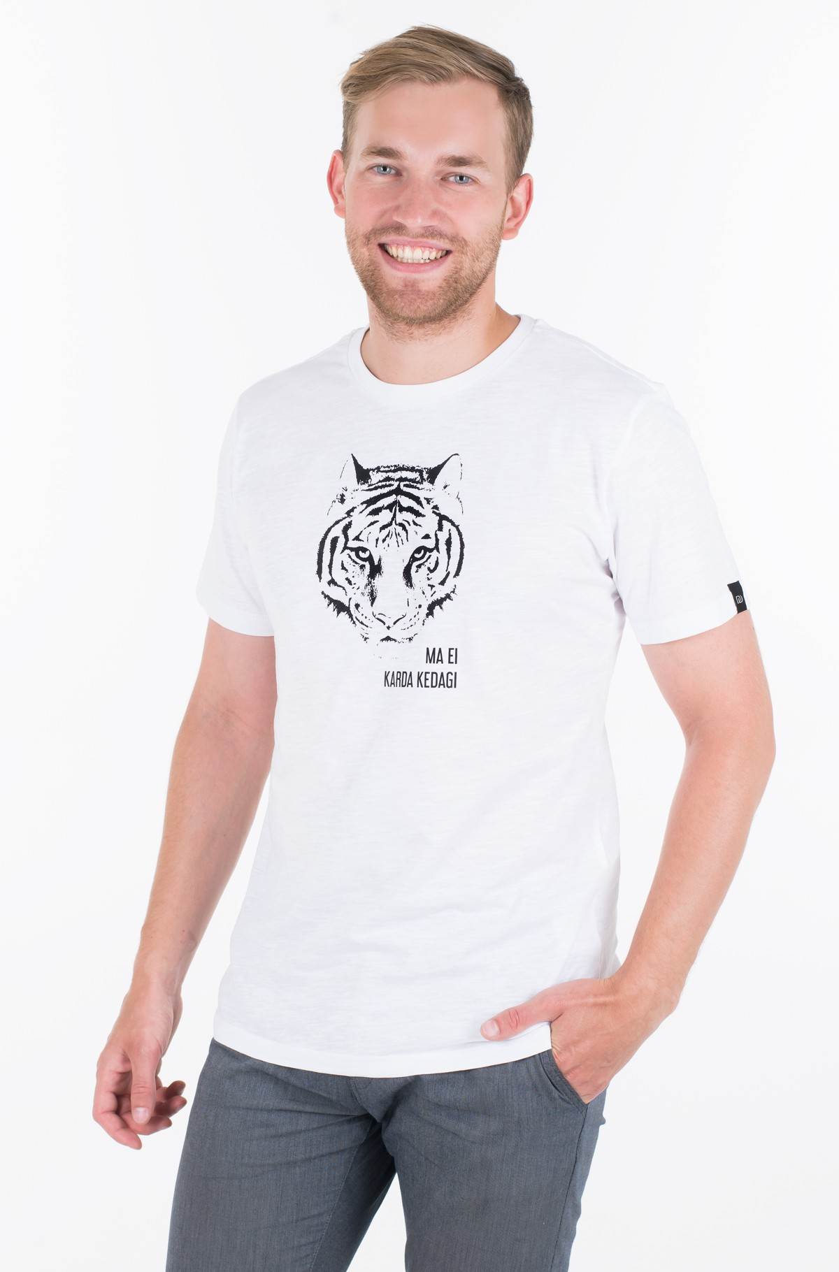 DD x ZOO marškinėliai Pootsman-full-1