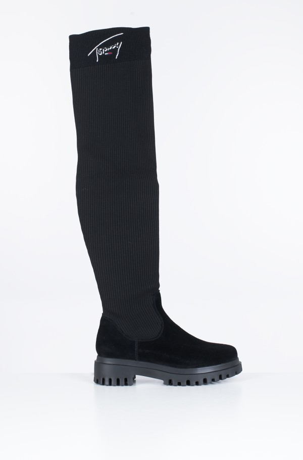 TOMMY SIGNATURE LONG BOOT