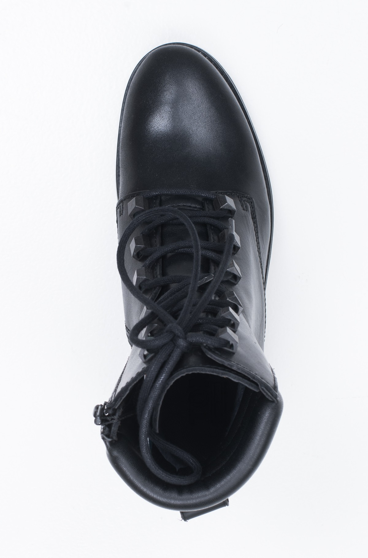 Boots PIN LOGO LACE UP BOOT-full-4