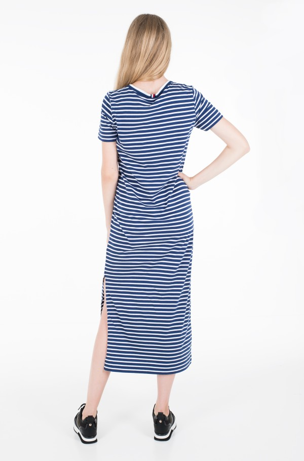 TH ESSENTIAL CREW NECK DRESS SS-hover