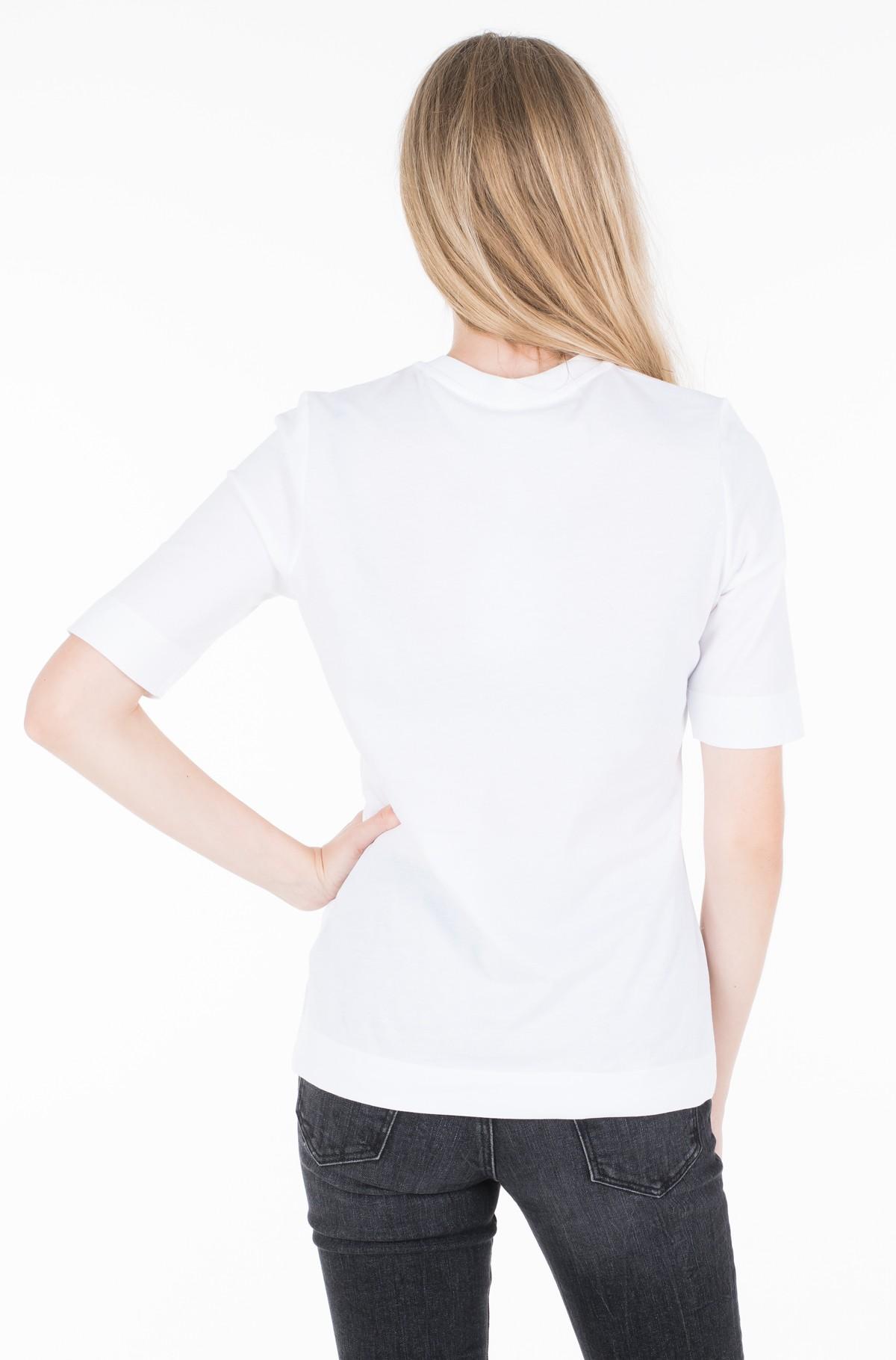 Marškinėliai DARCY C-NK TEE 1/2 SLV-full-2