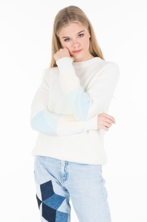 Sweater PATCHWORK SWEATER	-1