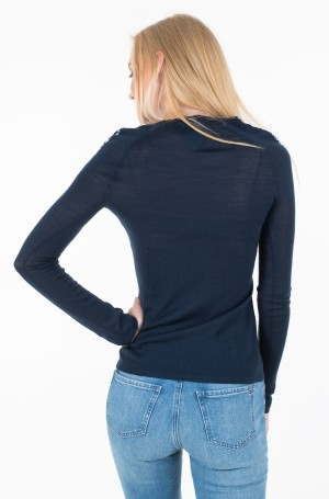 Džemperis TJW FITTED SLEEVE DETAIL SWEATER-2
