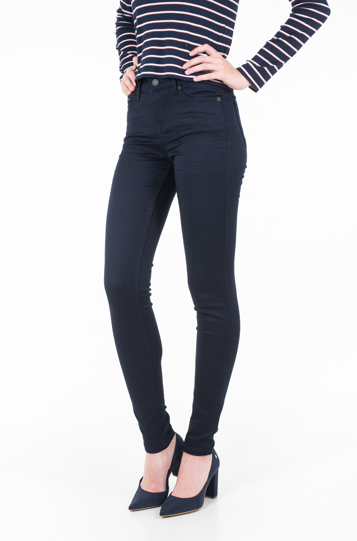 Jeans Mid rise skinny Nora BGBST-full-1