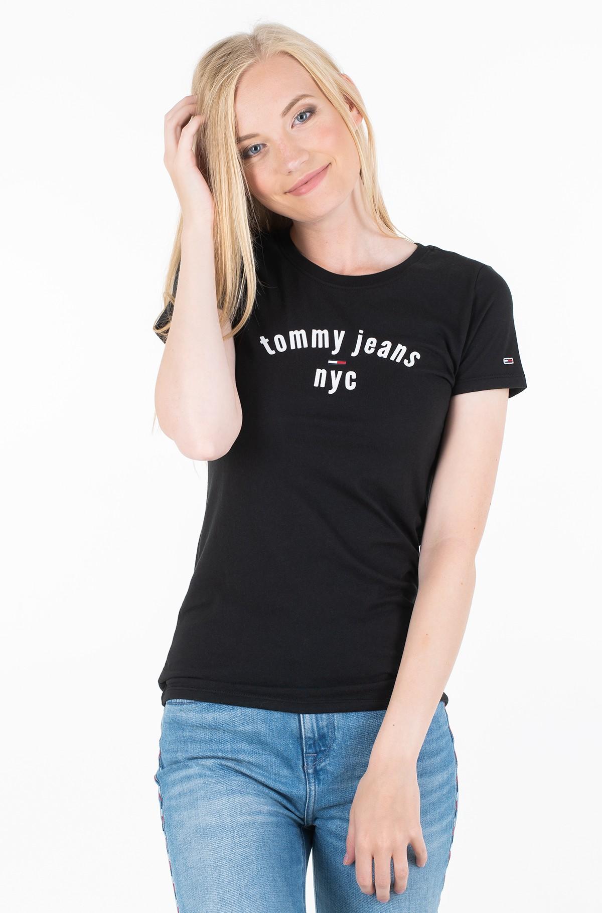 Marškinėliai TJW ESSENTIAL TOMMY TEE-full-1
