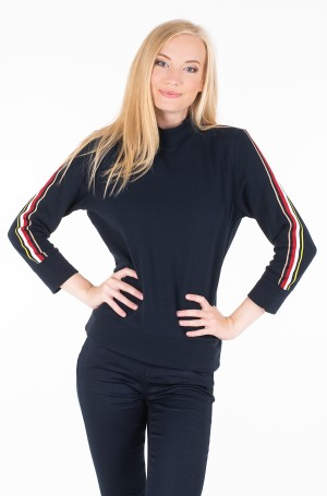 Džemperis DONNA MOCK-NK SWEATSHIRT 3/4 SLV-1