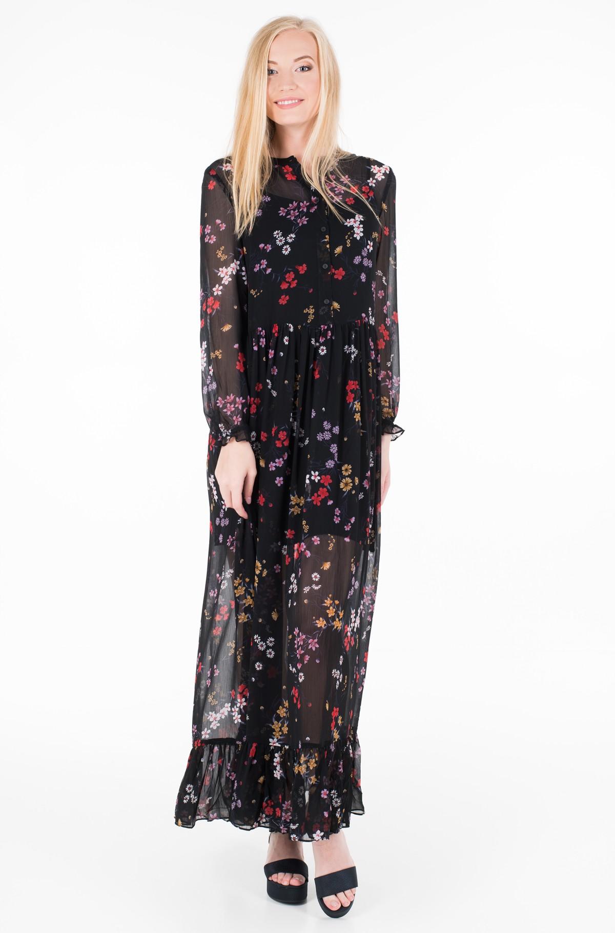 Suknelė TJW RUFFLE MAXI DRESS-full-1