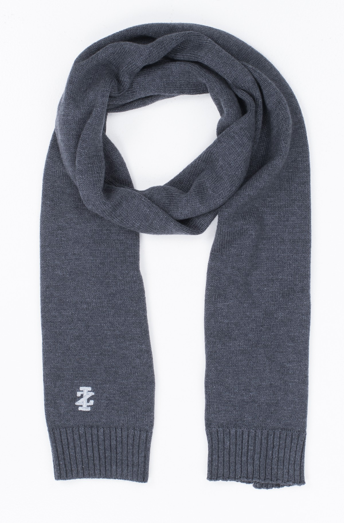 Sall BASIC LOGO SCARF	-full-1