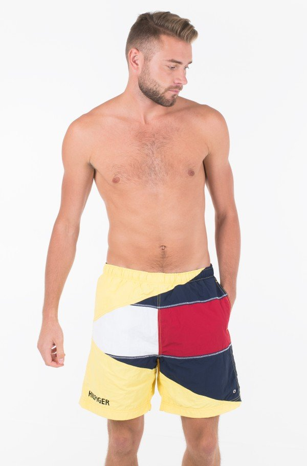 TJM SUMMER FLAG SHORT M1