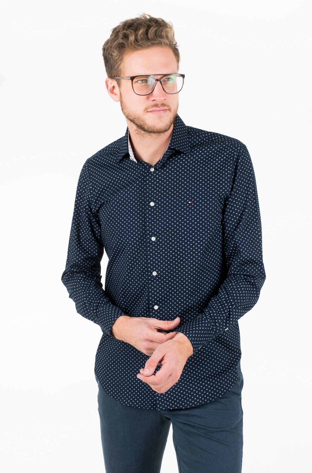 Marškiniai PRINT CLASSIC SHIRT-full-1
