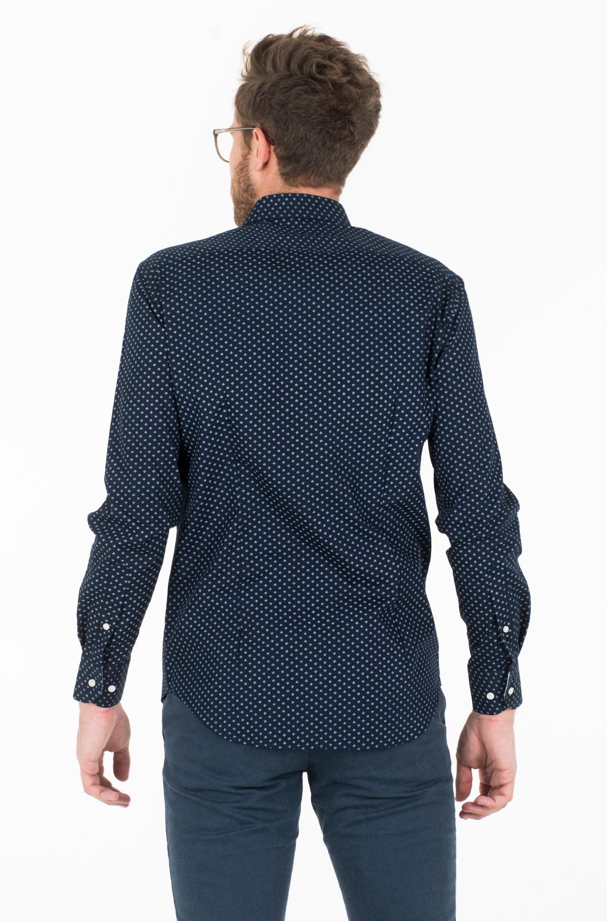 Marškiniai PRINT CLASSIC SHIRT-full-2