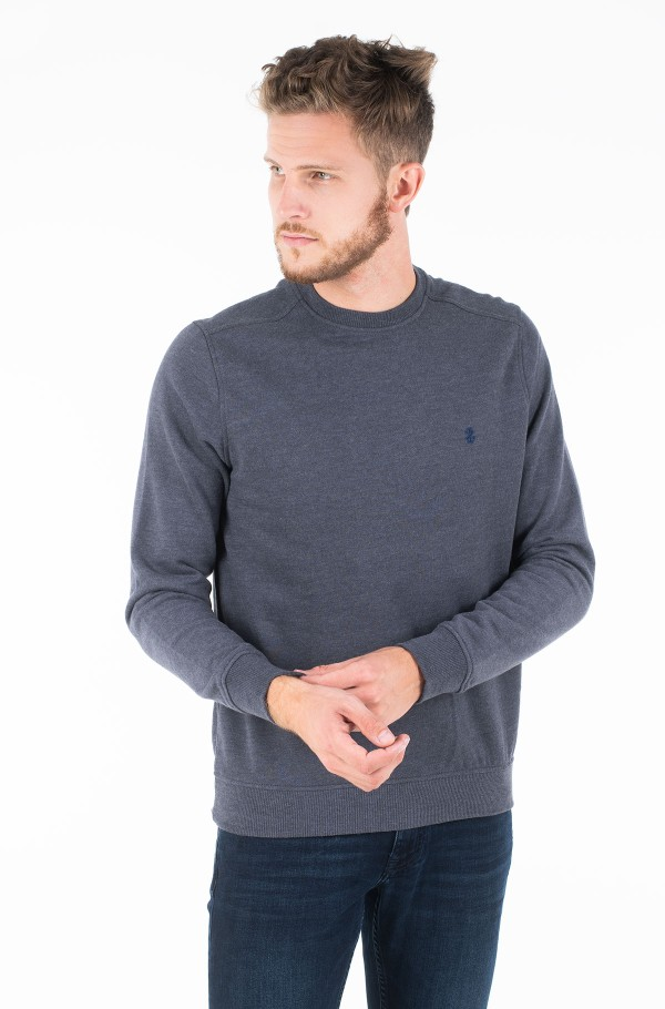 SUPER SOFT SOLID FLEECE CREW