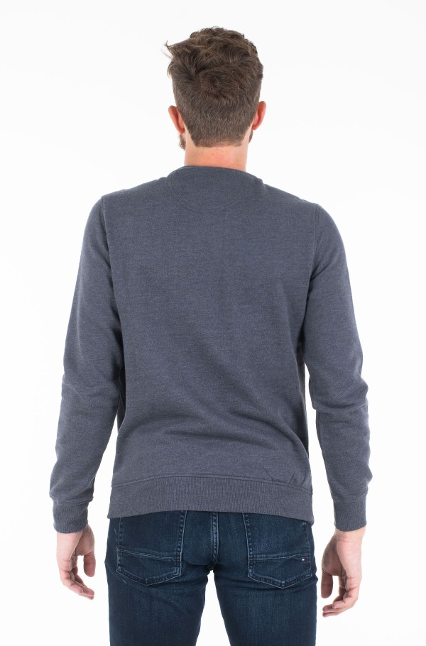 SUPER SOFT SOLID FLEECE CREW-hover
