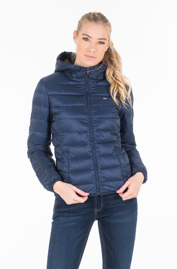 TJW QUILTED ZIP THRU