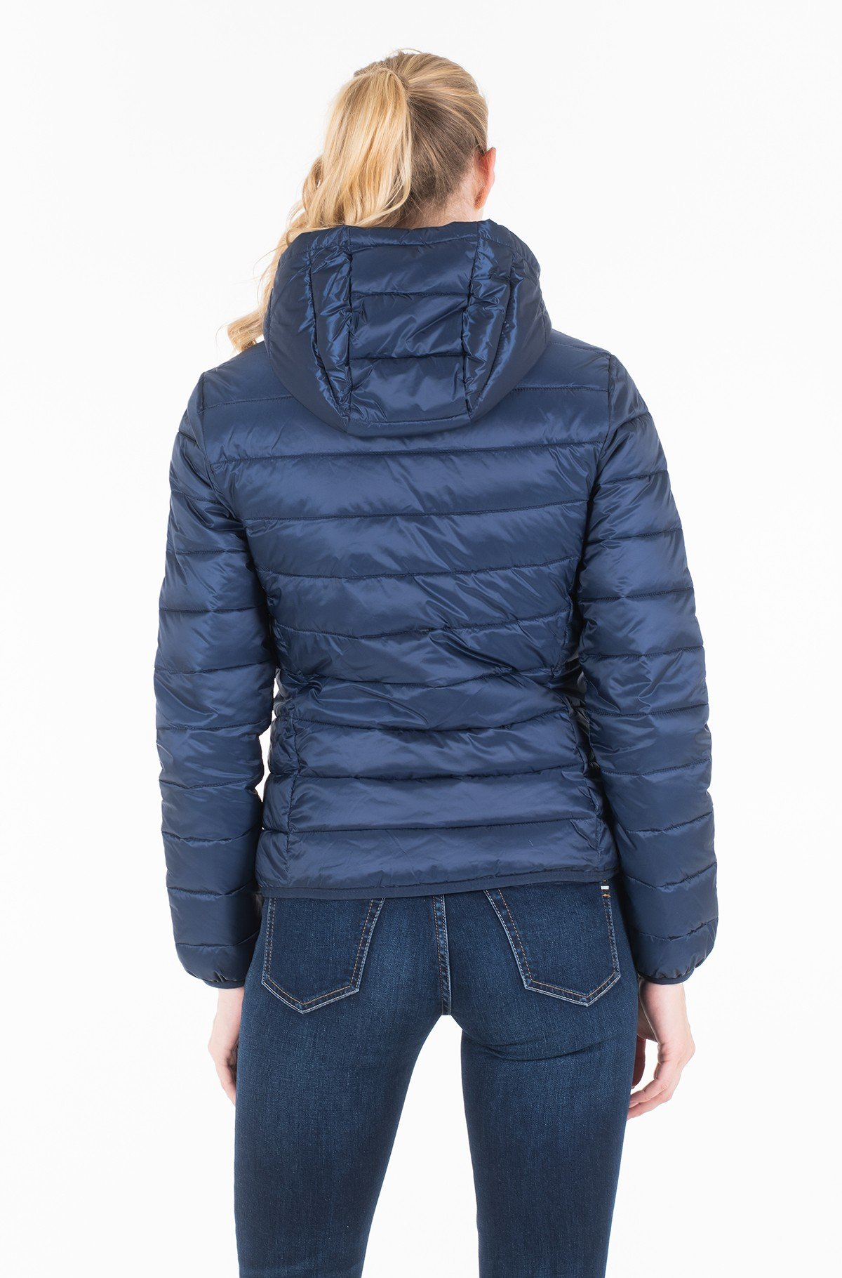 Jacket TJW QUILTED ZIP THRU-full-2