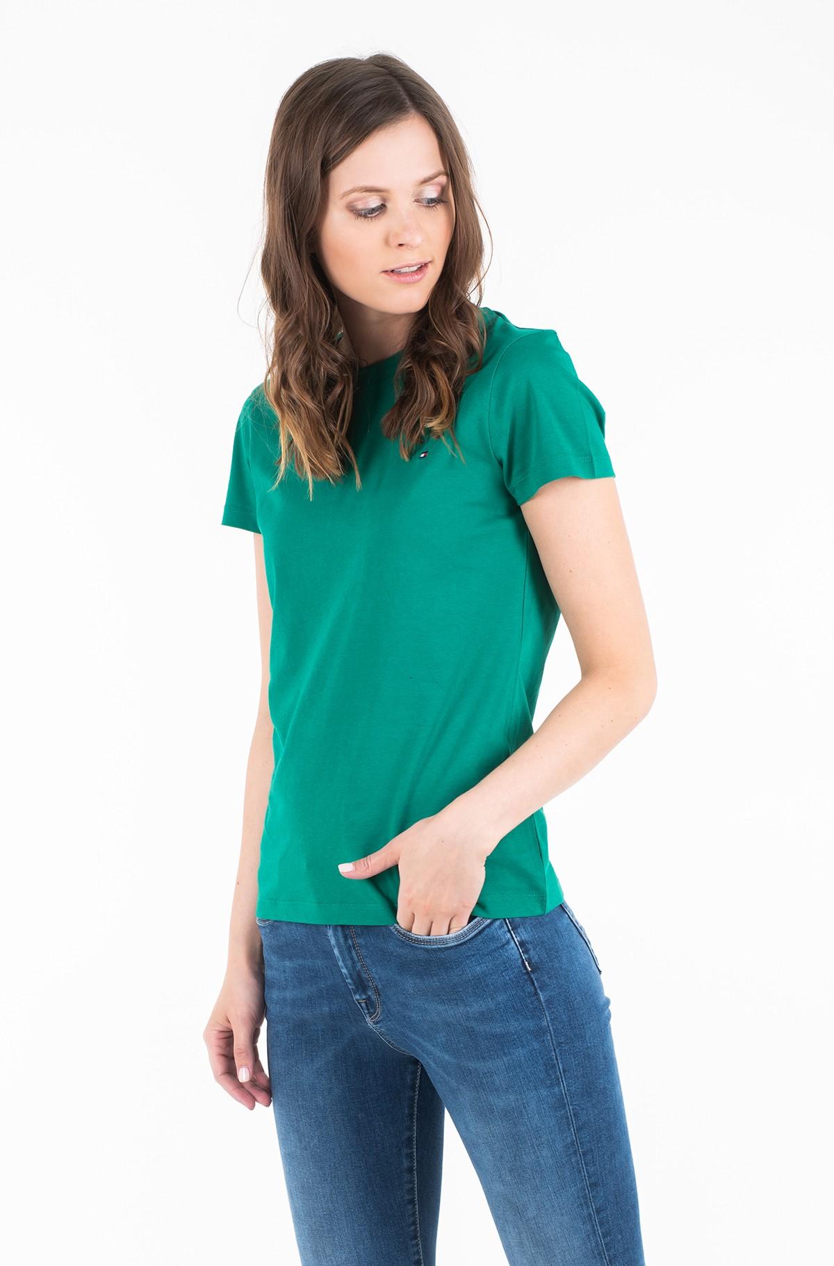 Marškinėliai NEW CREW NECK TEE-full-1