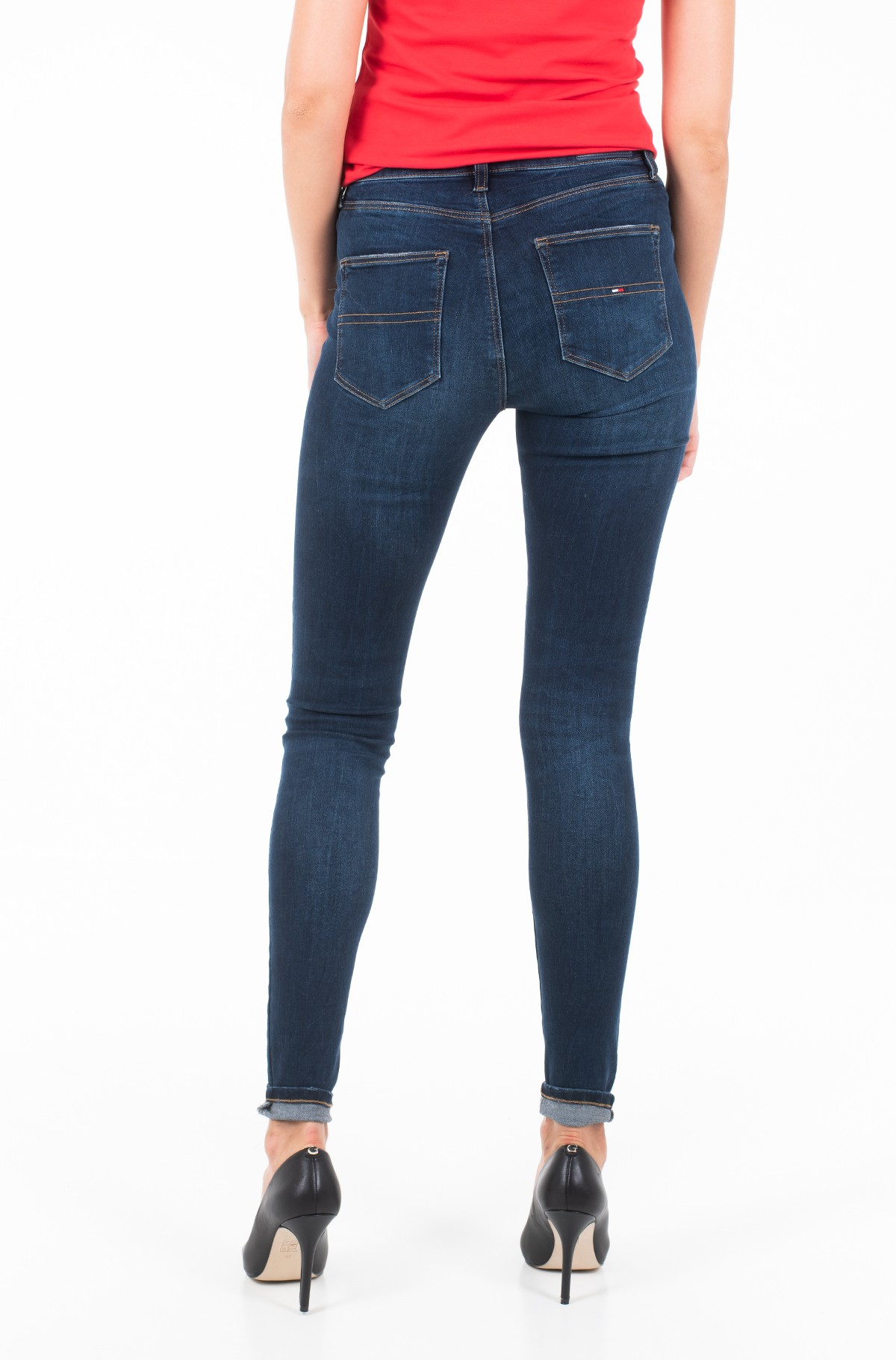 Jeans HIGH RISE SUPR SKNY TJ 2008 HWD-full-2