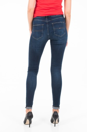 Jeans HIGH RISE SUPR SKNY TJ 2008 HWD-2