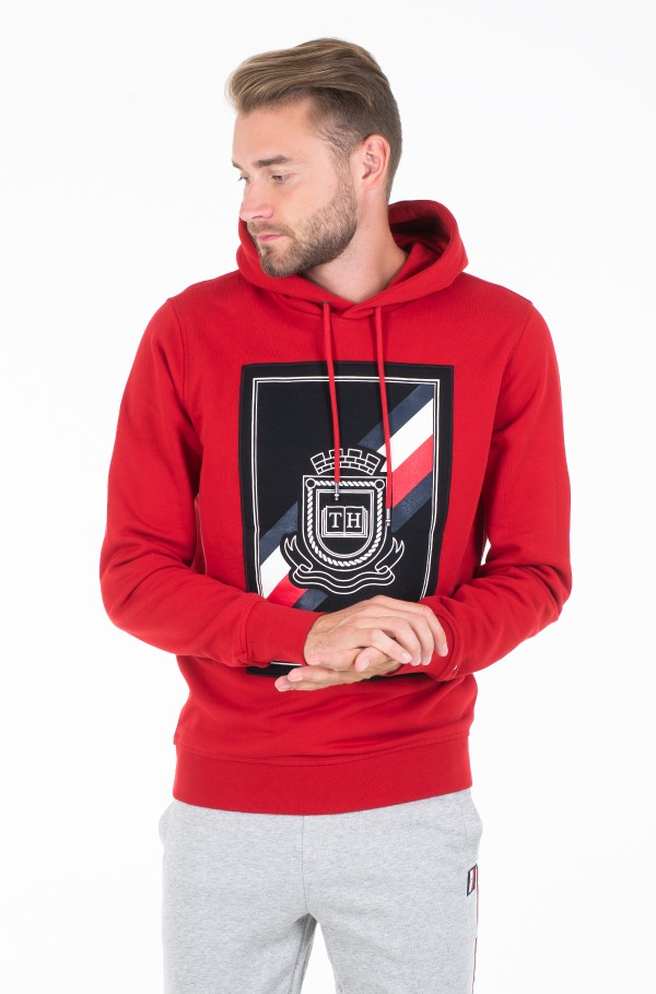 CREST ARTWORK HOODY