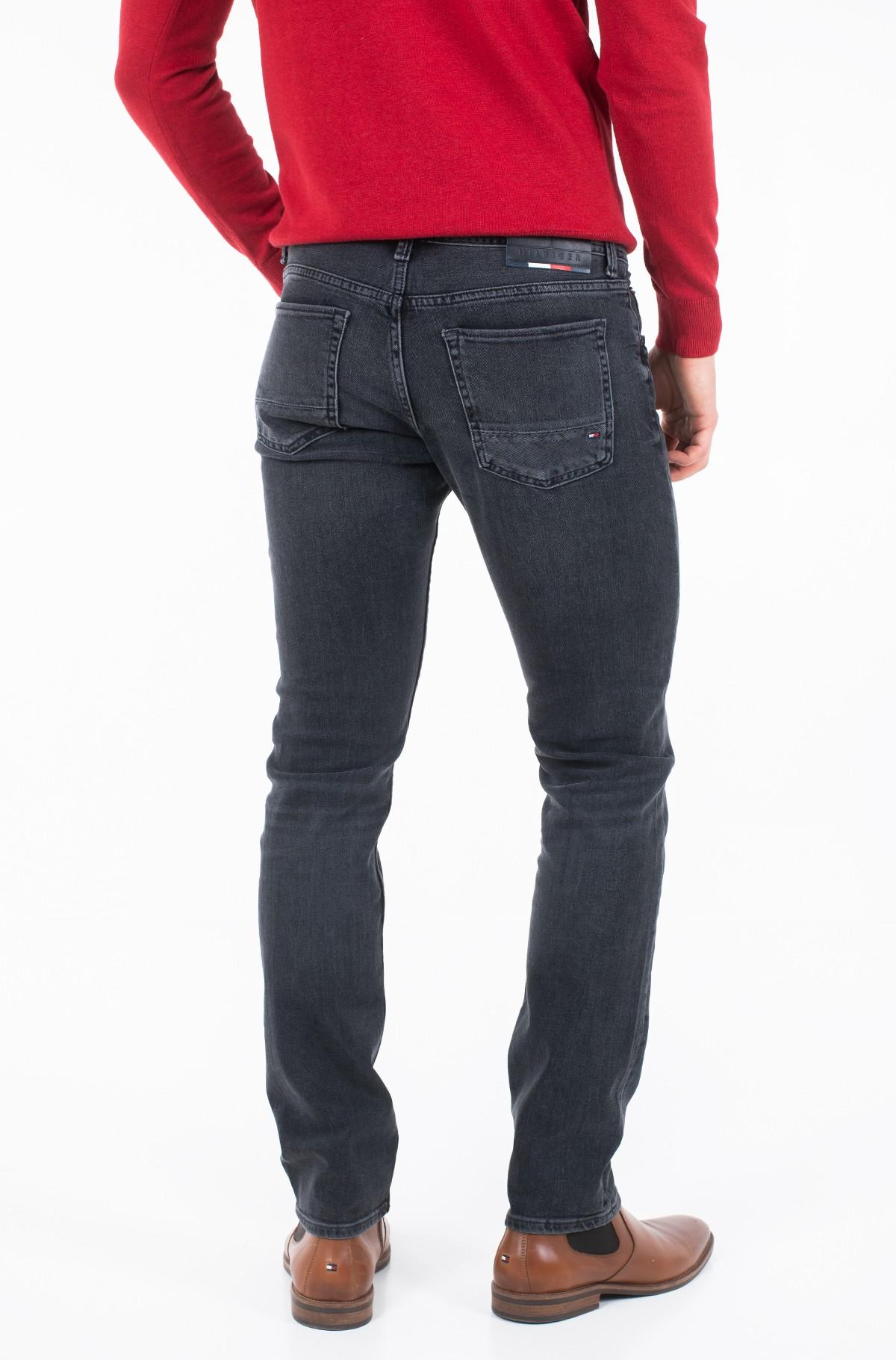 Džinsinės kelnės SLIM BLEECKER STR CODY BLACK-full-2