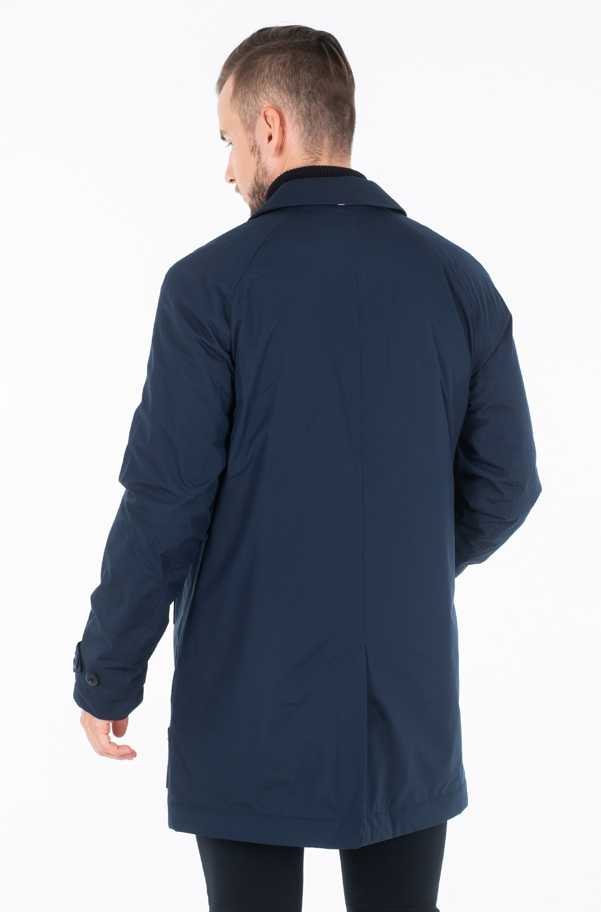 Mantel STRETCH PADDED CARCOAT-full-2