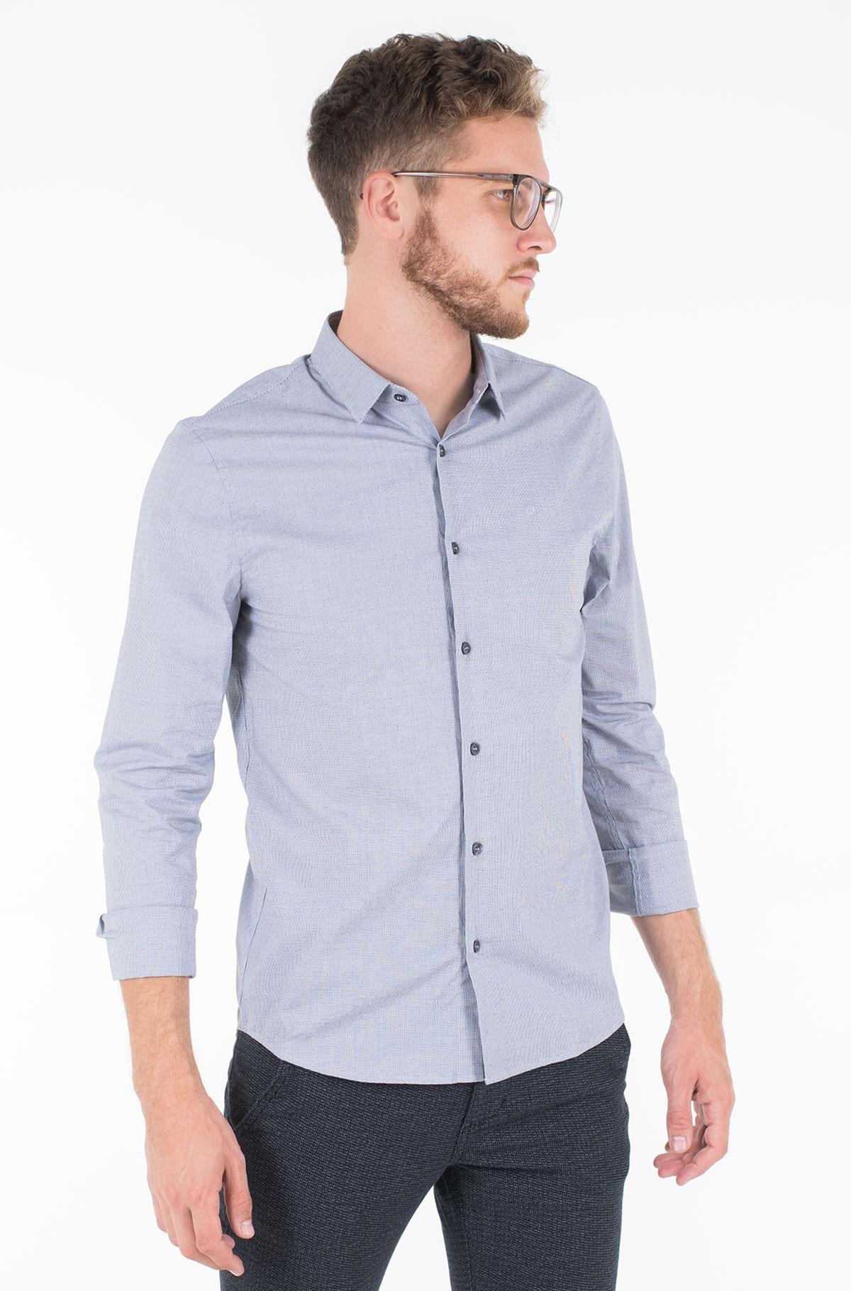 Shirt CK BARI DOBBY L/S SHIRT-full-1