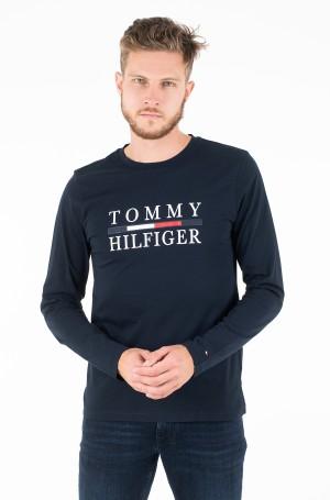 Palaidinė ilgomis rankovėmis TOMMY HILFIGER LONG SLEEVE TEE-1