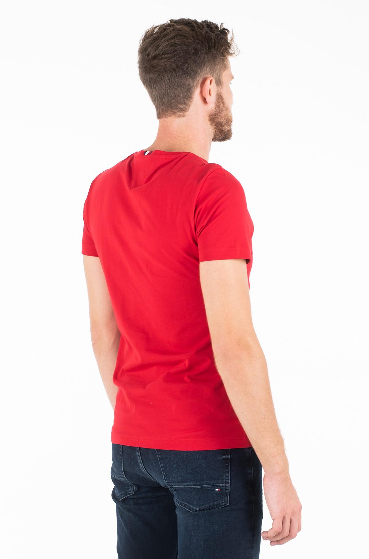 Marškinėliai FLAG SCRIPT TEE-full-2