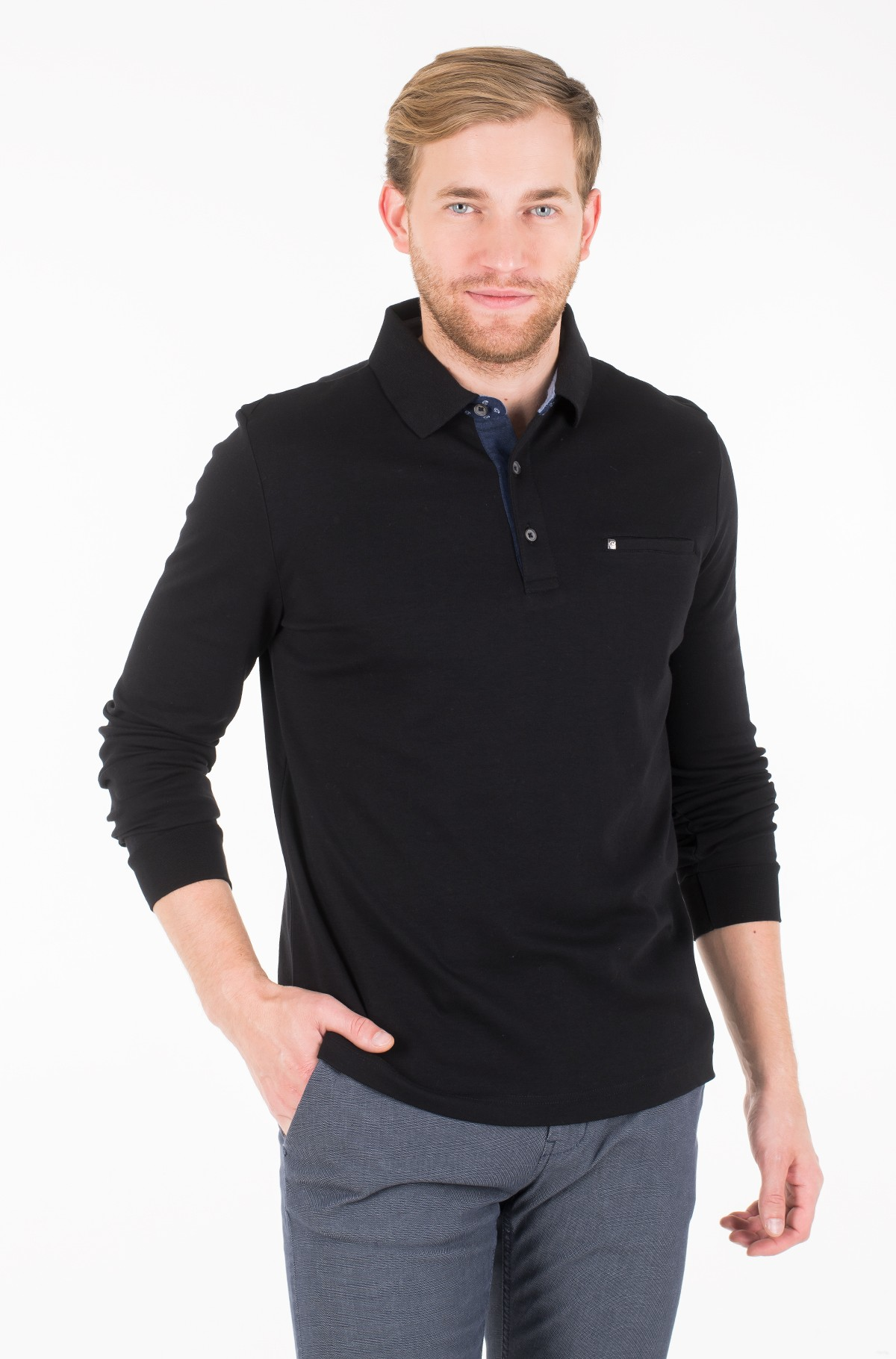 Long sleeved polo 53504-92302-full-1