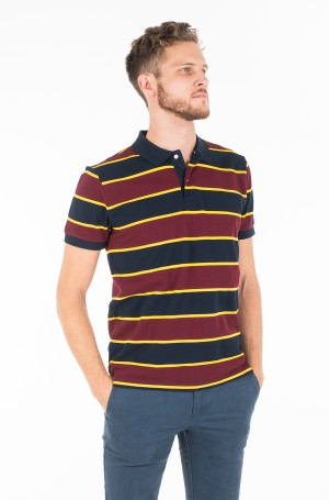 Polo STRUCTURE MULTI COLOR REG POLO-1