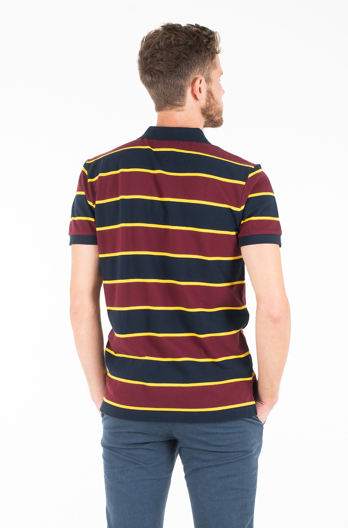 Polo STRUCTURE MULTI COLOR REG POLO-full-2