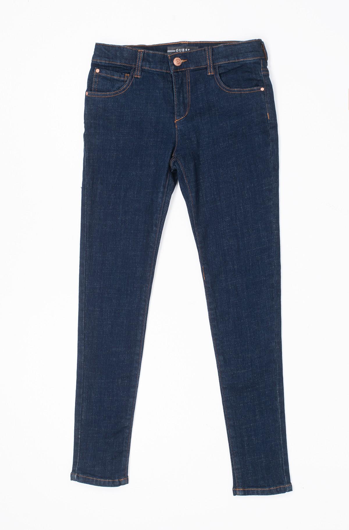 Vaikiškos džinsinės kelnės J94A06 D3U30-full-1