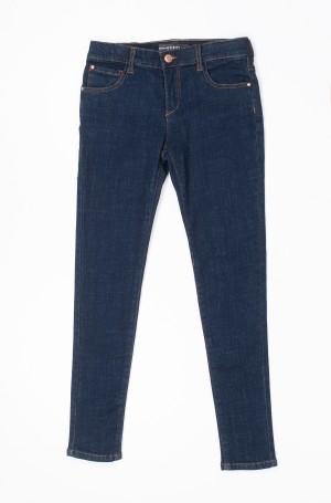 Vaikiškos džinsinės kelnės J94A06 D3U30-1