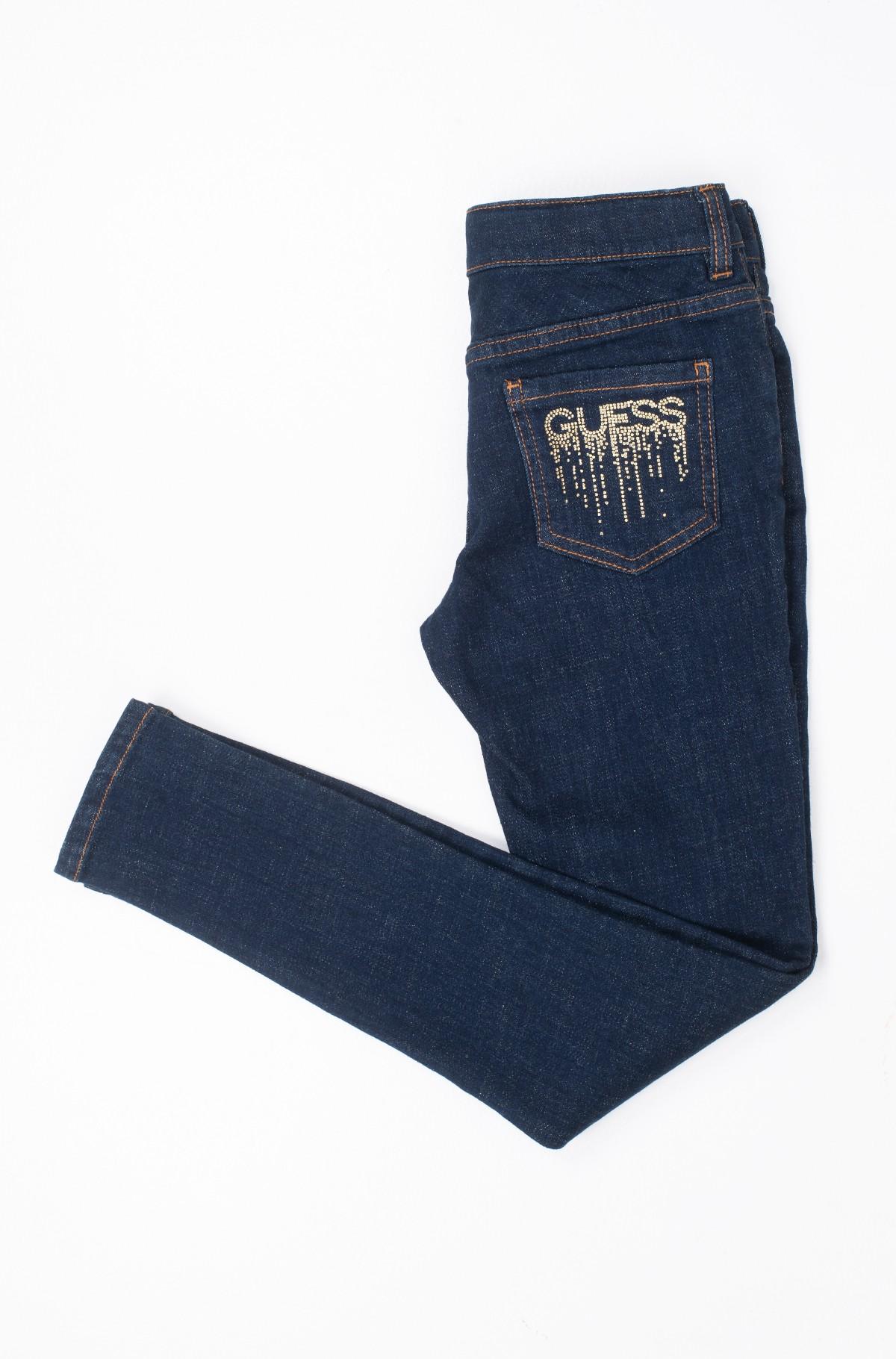 Vaikiškos džinsinės kelnės J94A06 D3U30-full-2