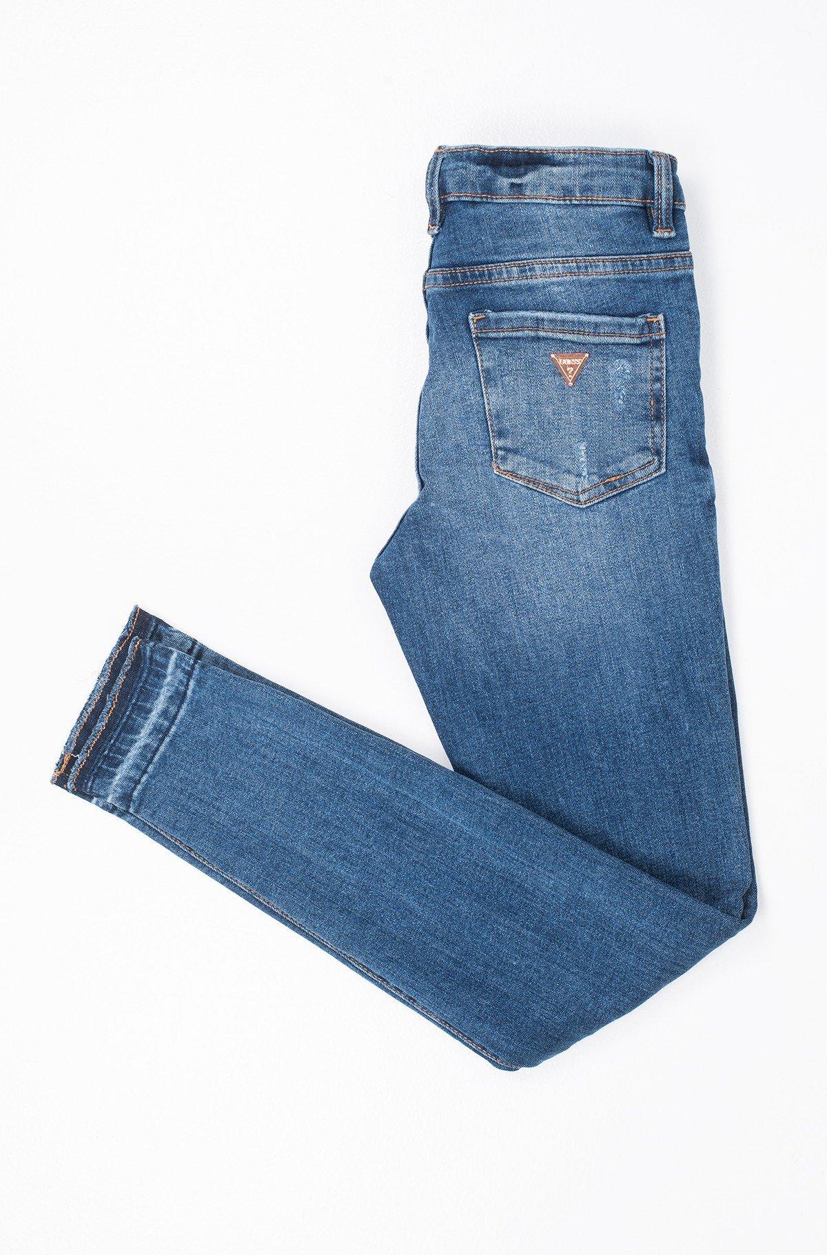 Vaikiškos džinsinės kelnės J93A08 D3QI0-full-2