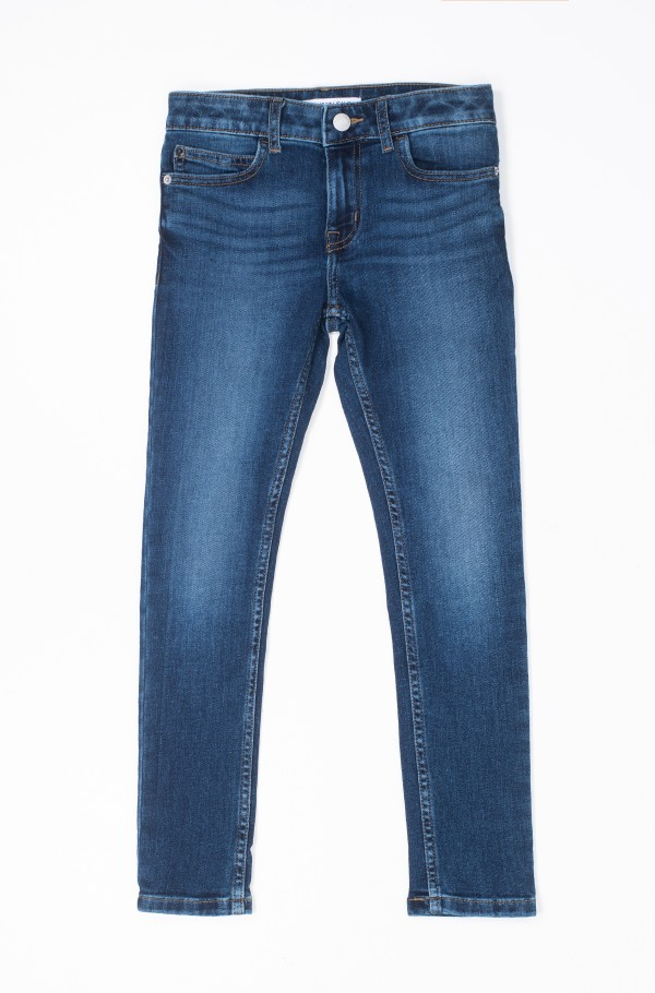 SKINNY MR ESSENTIAL BLUE STR
