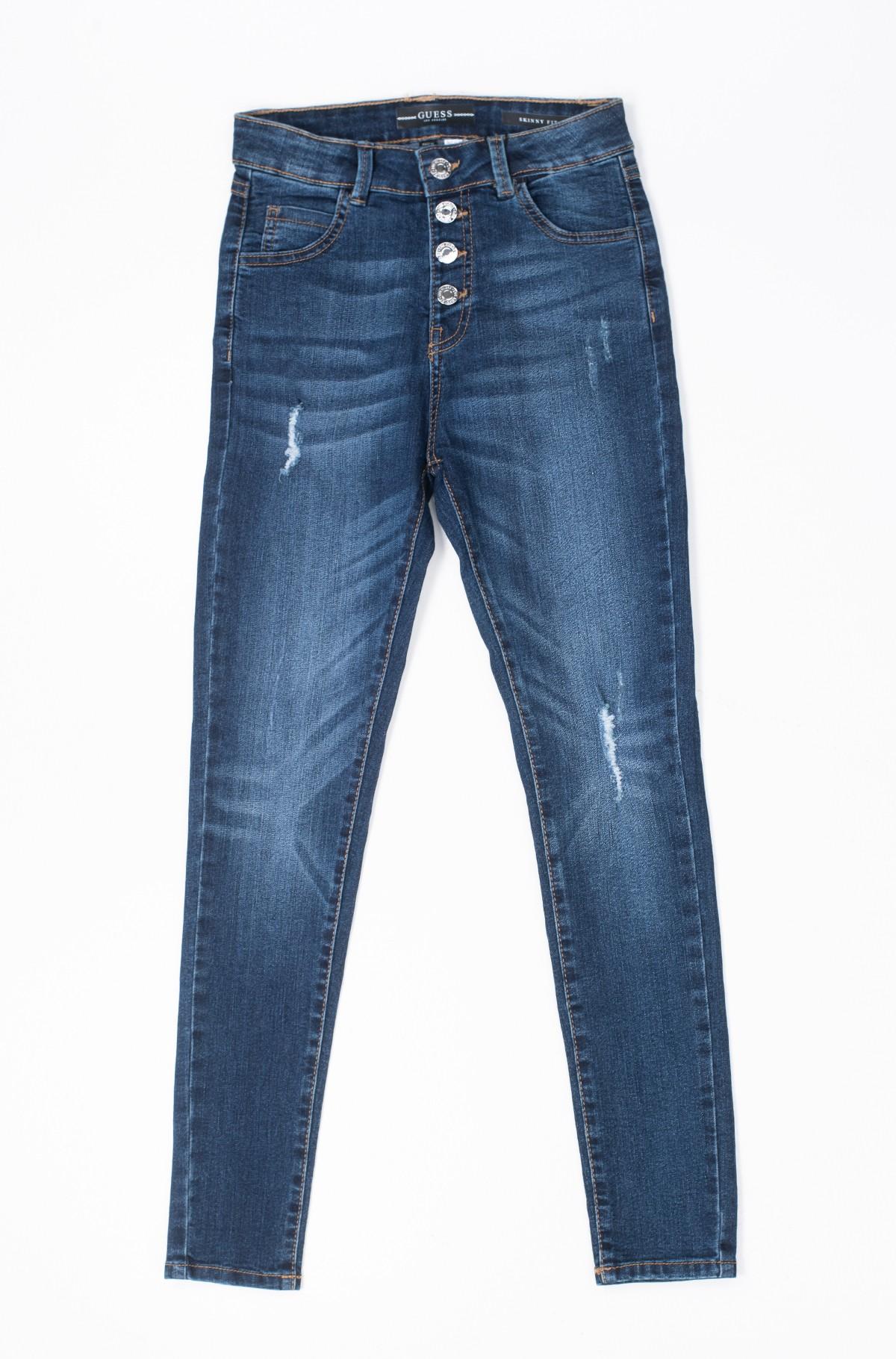 Vaikiškos džinsinės kelnės J93A18 D3JV0-full-1